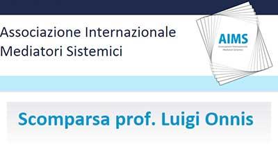 Aims in ricordo di Luigi Onnis