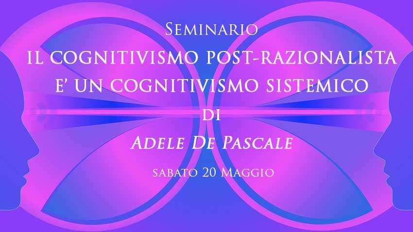 cognitivismo post-razionalista
